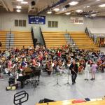 Fairfield, CT School District performs with Mr. O'Connor