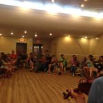 Jam session at O'Connor Method Camp NYC 2015.